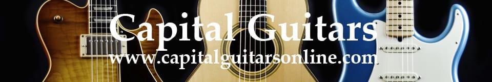 Capital Guitars Online