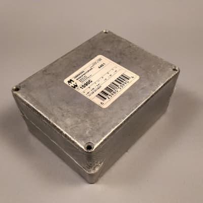 Hammond 1590C die cast aluminum project box for sale