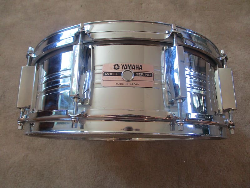 Yamaha Vintage Made In Japan Snare Drum, SD650 MG, 10 Lugs, Excellent  Condition!