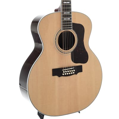 Guild USA F-512 12-String Acoustic Guitar with Case for sale