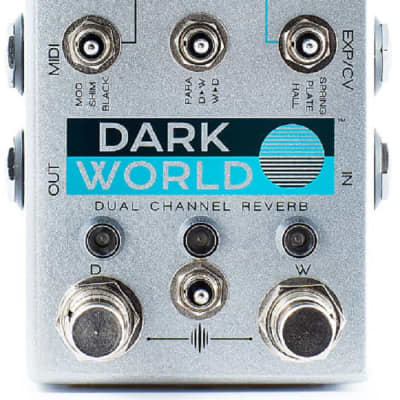 Chase Bliss Audio Dark World Reverb 2018  *Free Shipping*