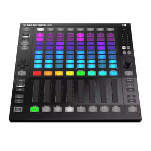Native Instruments MASCHINE JAM Production & Sequencing Controller