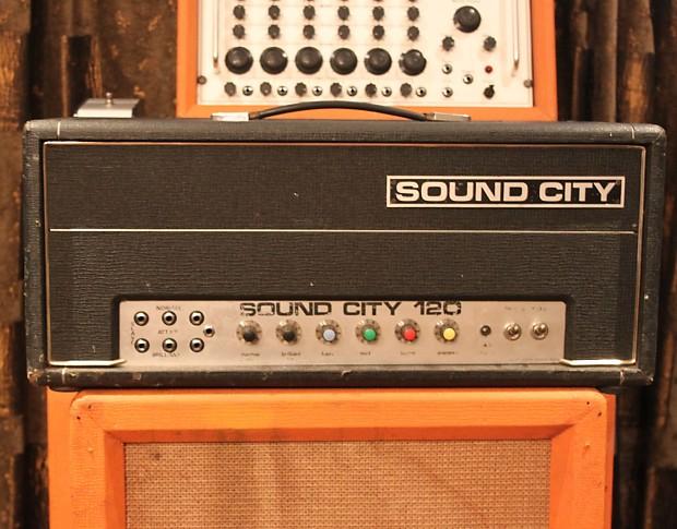 sound city 120 amp
