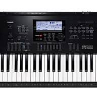 Casio CTK7200 61 Note Keyboard Backlit Lcd Screen