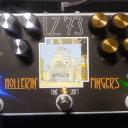 "Hollerin' Fingers ""LZ'73"" Prototype -2018- Decal-Led Zeppelin"