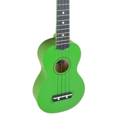 Kona Soprano Ukulele Green With Soft Case Ideal Starter Or Travel Uke Many Colour Options! for sale