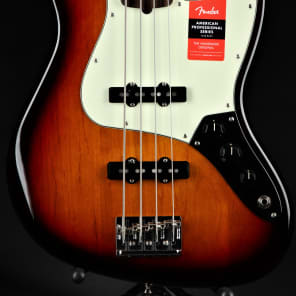 Fender American Professional Jazz Bass - 3 Tone Sunburst