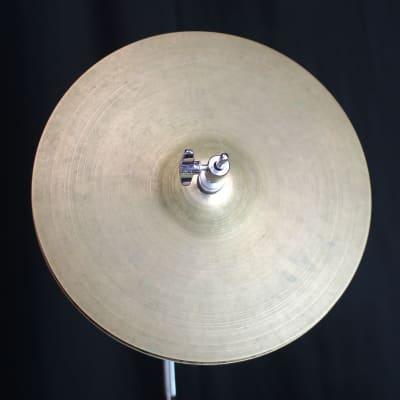 "A. Zildjian 12"" '60s Stamp Hi-Hat Cymbals (Pair)"