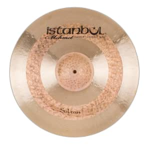 "Istanbul Mehmet 17"" Sultan Medium Crash Cymbal"