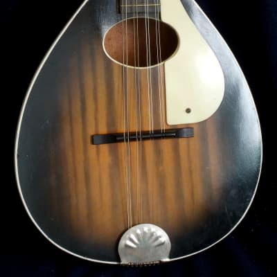 Harmony Stella Mandolin 1960´s. Solid birch! for sale