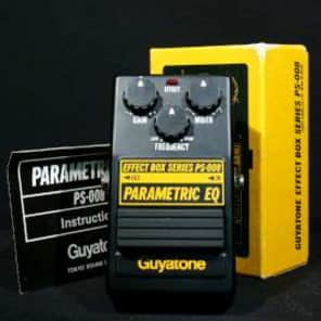 Guyatone PS-008 Parametric EQ Japan s/n 8115233 for sale
