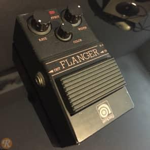 Ampeg A-5 Flanger 1982