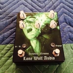 Lone Wolf Audio Acetylene Nirvana VCF Filter Phaser Sample Hold