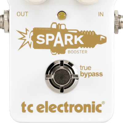 TC Electronic Spark Booster Pedal (USED)