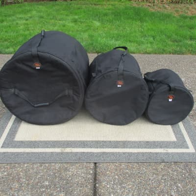 Galaxy Lined & Padded Drum Cases