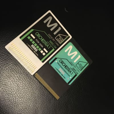 Korg M1 Card Orchestra 1