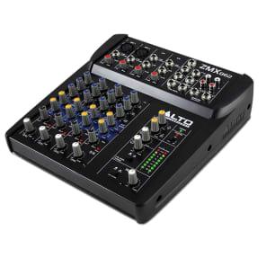 Alto Professional Zephyr ZMX862 6-Channel Compact Mixer