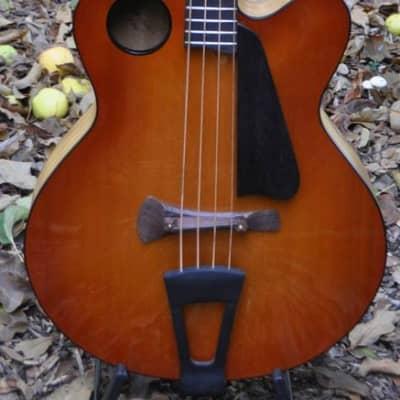 Ribbecke Halfling Bass - Bobby Vega Model #8  Near Mint for sale
