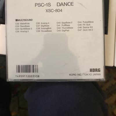 Korg Korg PSC-1S Dance Card (Wavestation SR) VERY RARE!!!! 1992