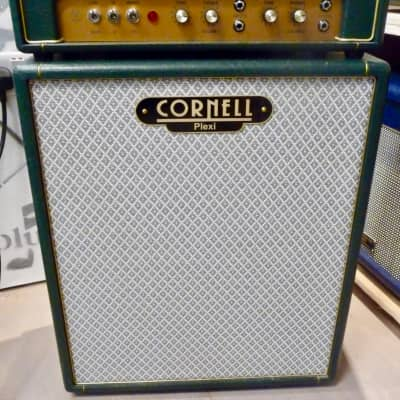 Cornell 2 x 10 Speaker Cabinet 2018 Green for sale