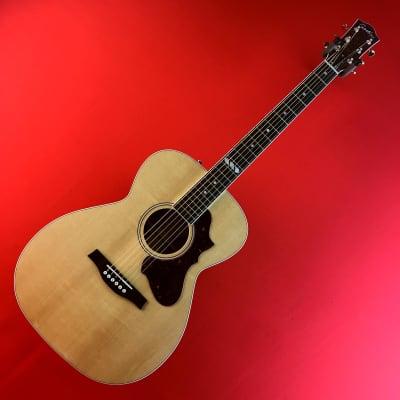 [USED] Godin Fairmount Concert Hall EQ Acoustic Electric Guitar, Natural Burst