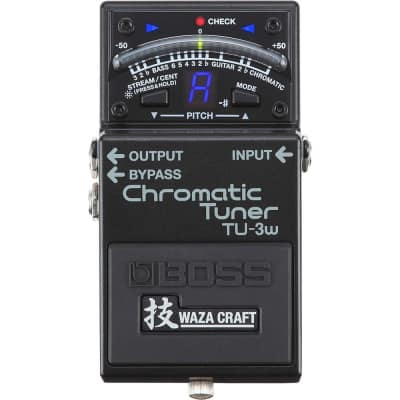 Boss Waza Craft Chromatic Tuner for sale