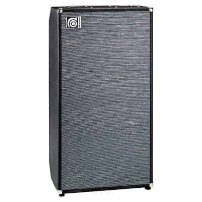 "Ampeg SVT-810AV Classic Series Anniversary 800-Watt 8x10"" Bass Speaker Cabinet"