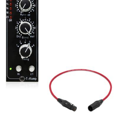 TK Audio T-Komp 500   500-Series Mono Compressor   Pro Audio LA