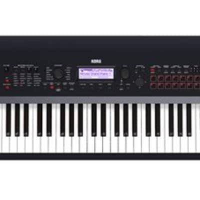 Korg Kross 288 88-Key Synthesizer Workstation