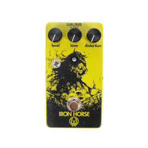 Walrus Audio Iron Horse Distortion Pedal for sale