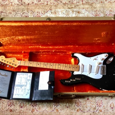 Pilot Run Masterbuilt Private Collection Dennis Galuszka HAR Stratocaster for sale