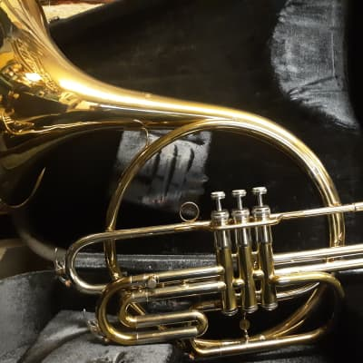 Holton MH101 Bb Marching Mellophone