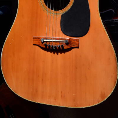 Hokada 3157 Made in Japan 1970's Acoustic By Stentor Music Vintage Matsumoku? for sale