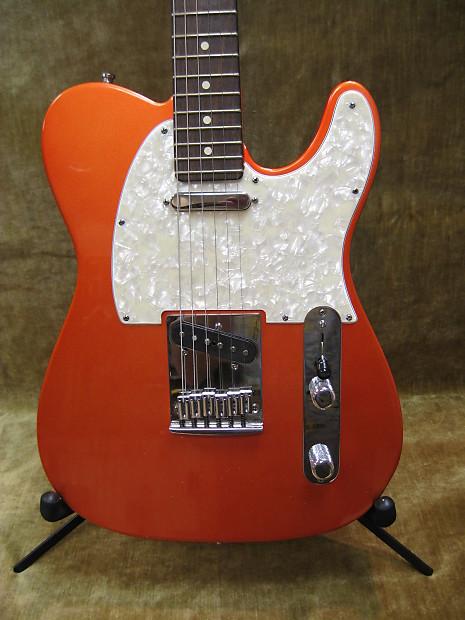 Custom Auto Shops Near Me >> 2007 Fender Custom Shop Custom American Telecaster Rare | Reverb