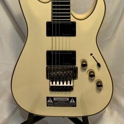 Schecter Blackjack ATX C-1 FR w/ Floyd Rose Aged White Satin for sale
