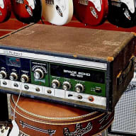 Roland RE-150 Space Echo Analog Tape Delay! Serviced!