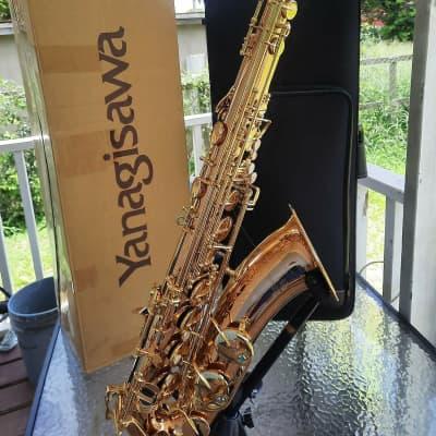 Yanagisawa Bronze TWO2 Tenor Saxophone Professional
