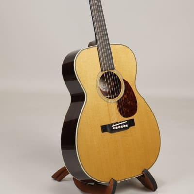 Bourgeois OM Vintage Aged Tone Sitka Spruce Indian Rosewood