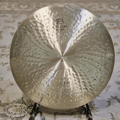 "Zildjian 22"" K Constantinople Flat Ride Cymbal"