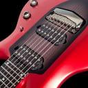 2015 Ernie Ball Music Man John Petrucci Majesty 7-String ~ Iced Crimson