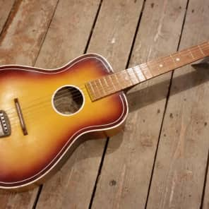 Gallotone Champion 1957 Sunburst for sale