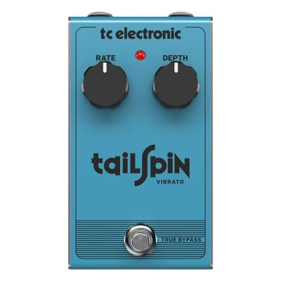 TC Electronic Tailspin Classic True Pitch Vibrato