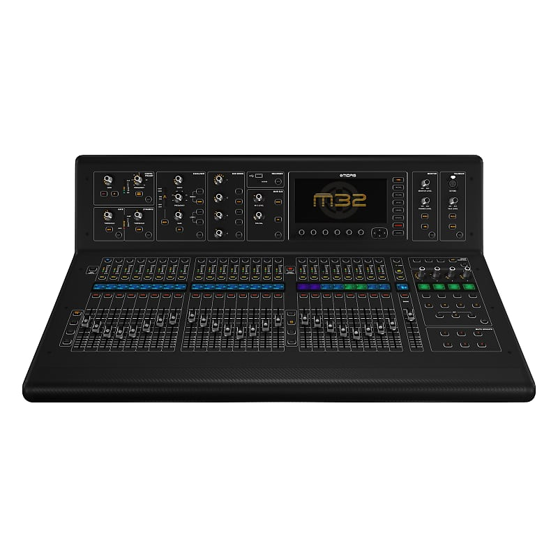 midas m32 digital mixing console alto music reverb. Black Bedroom Furniture Sets. Home Design Ideas