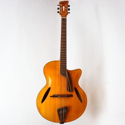 McCurdy Archtop