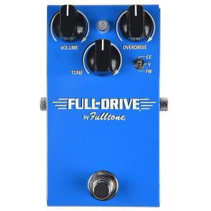 Fulltone FD1 Full-Drive 1 Overdrive