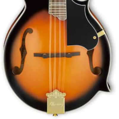 Ibanez M522SBS Sitka Spruce / Flamed Maple F-Style Mandolin