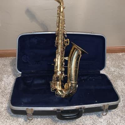 """Conn """"Shooting Star"""" Alto Saxophone"""