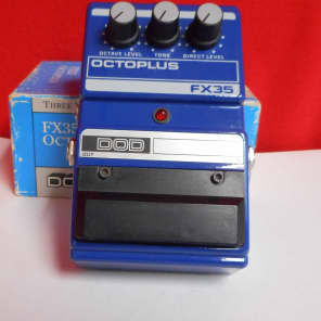 DOD FX35 Octoplus 90's Metallic Blue for sale