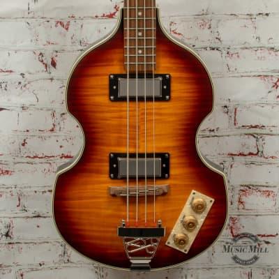 Epiphone Viola Bass Vintage Sunburst x2680