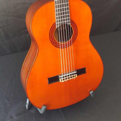 076c51e3163 1969 Yamaha GC-3 Grand Concert Classical Guitar   Reverb